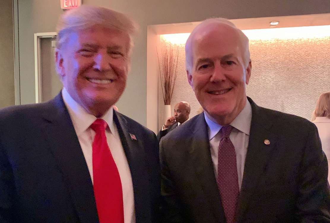Cornyn Discusses Reopening Texas' Economy