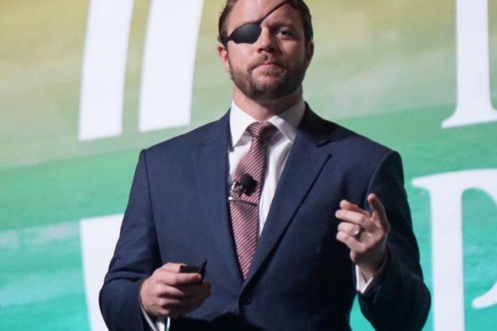 Rep. Dan Crenshaw, 2024's Captain America?
