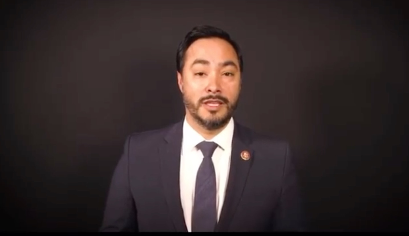 Rep. Castro wants non-citizens to receive COVID-19 federal funds