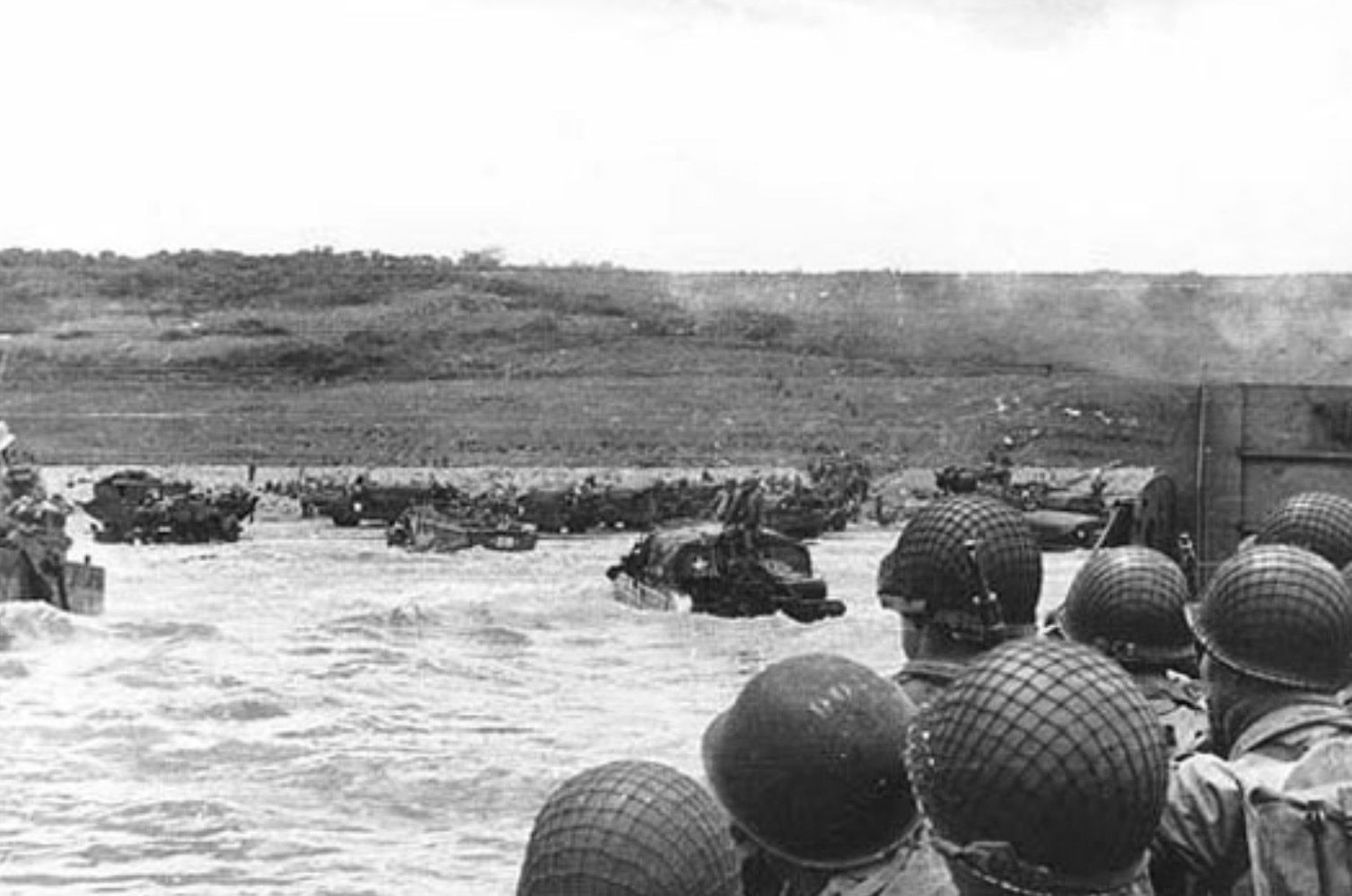 NPR reporter equates D-Day landings to anti-American and cowardly ANTIFA
