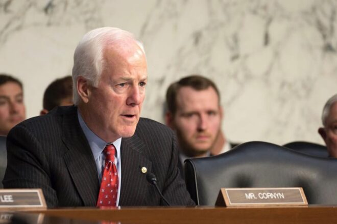 Cornyn Bill Extends Employer Health Plan for Workers