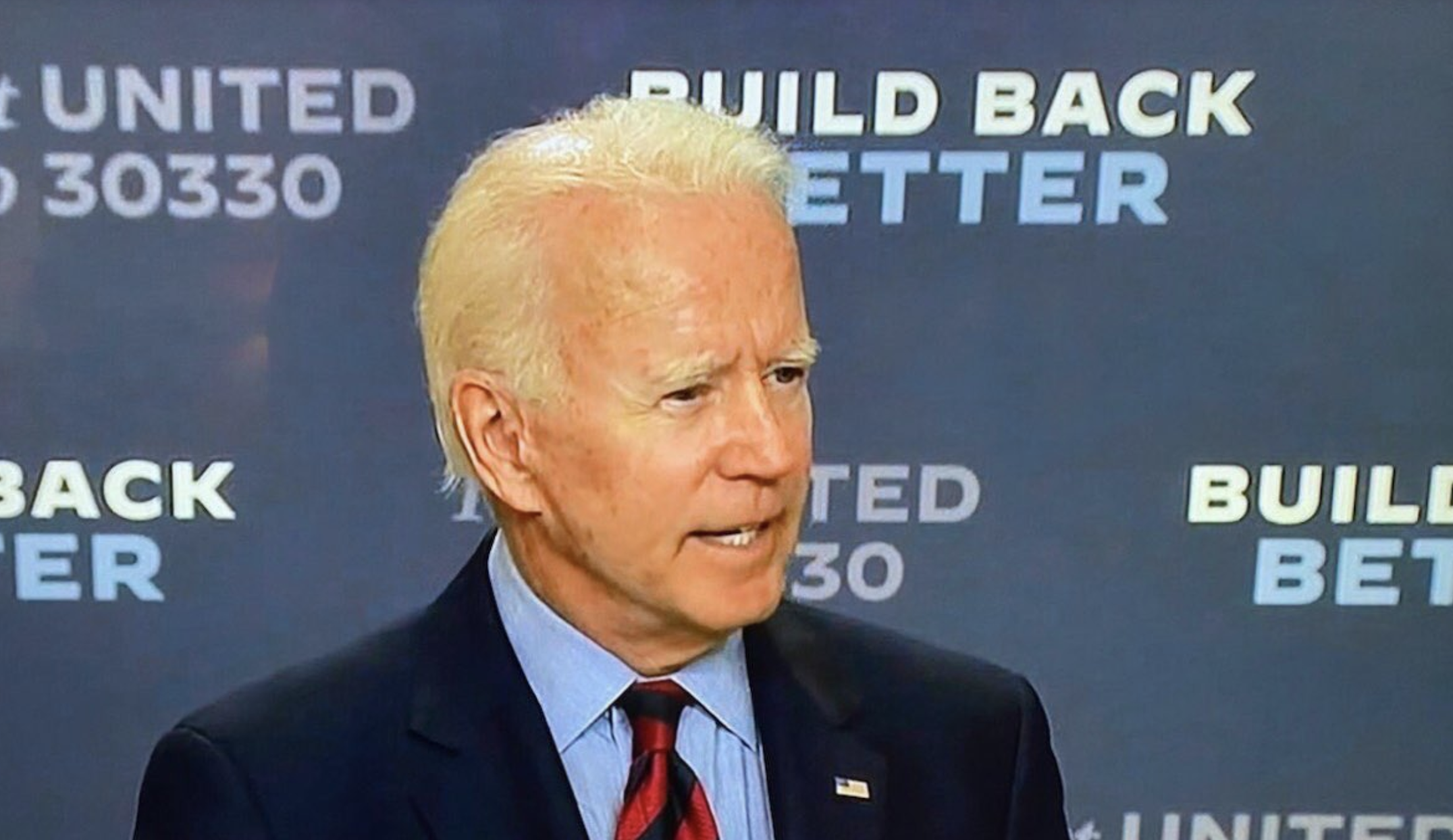 Biden' support for defunding police is hurting him, could cost him election