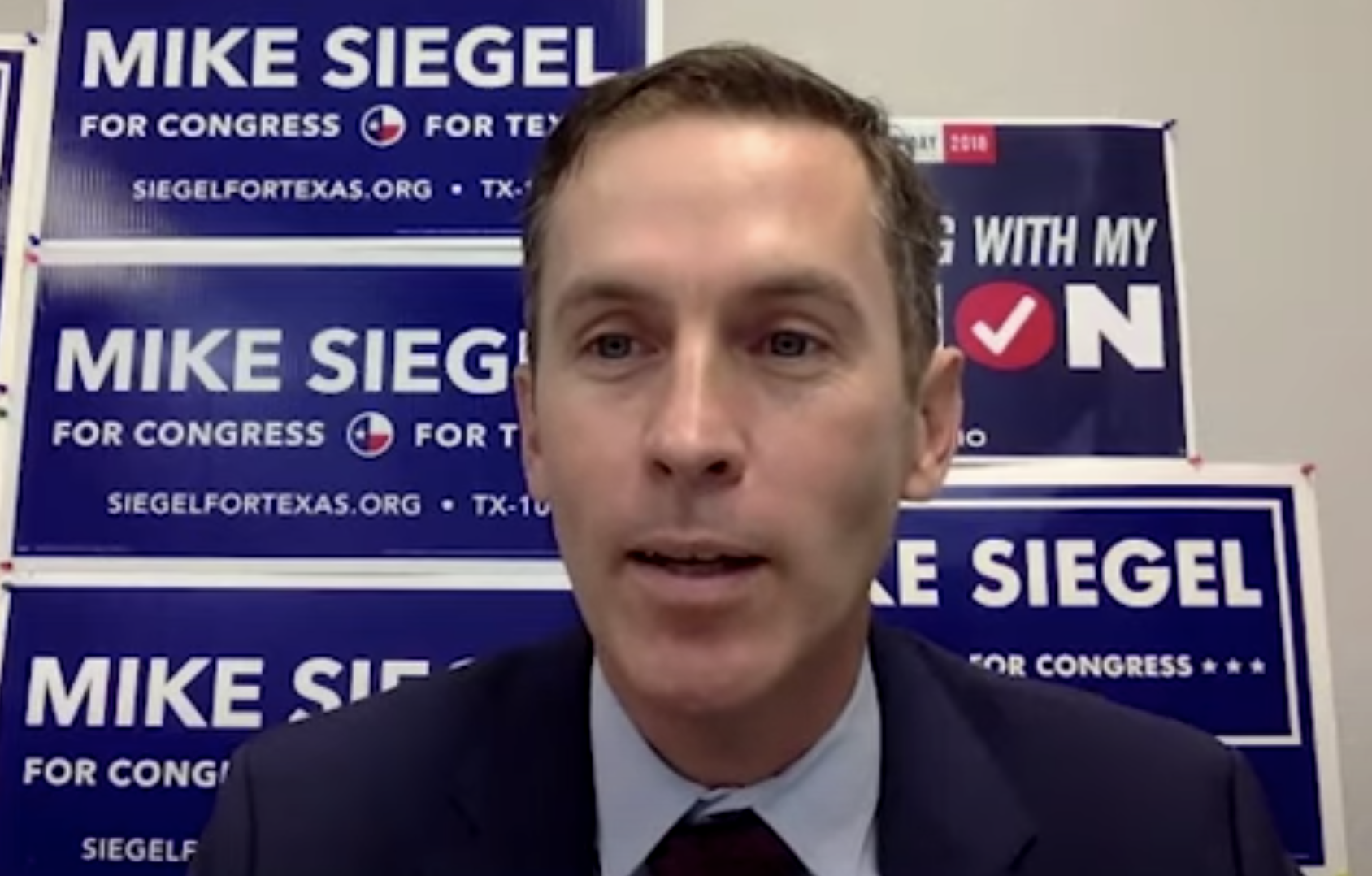 """Mike Siegel Campaigning to join AOC's """"Squad,"""" Chooses Radicalism over Results"""