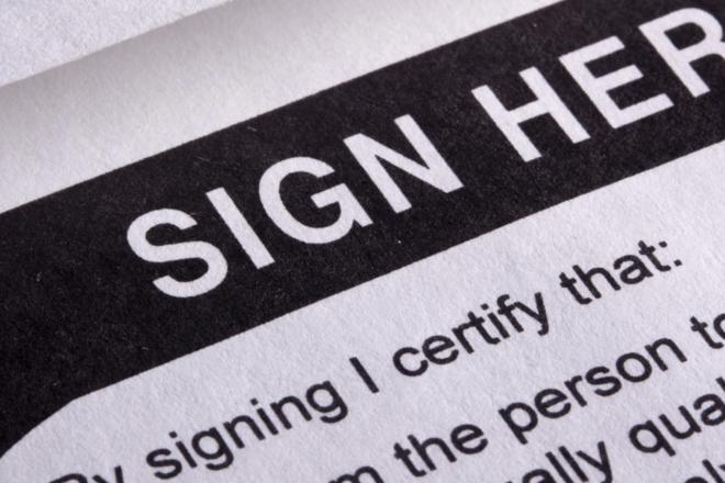 NC SOS Raises Alarm With Signature Verification Thoughts