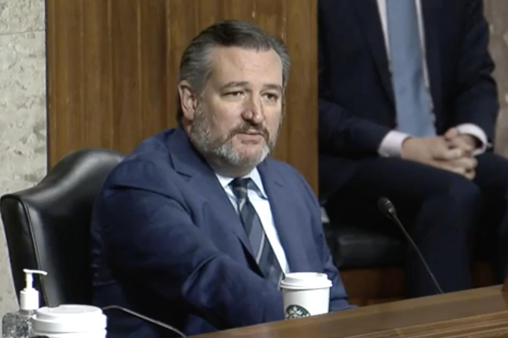 Ted Cruz Demands President Biden Allow Press Access to Border Crisis