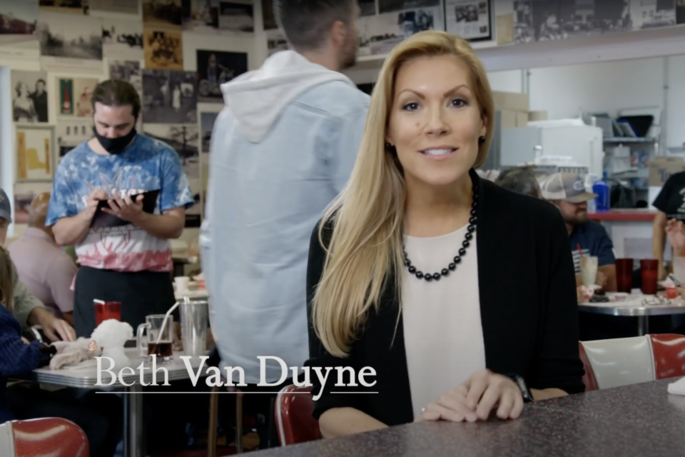 Texas' tasty tacos are the best, just ask Republican Beth Van Duyne