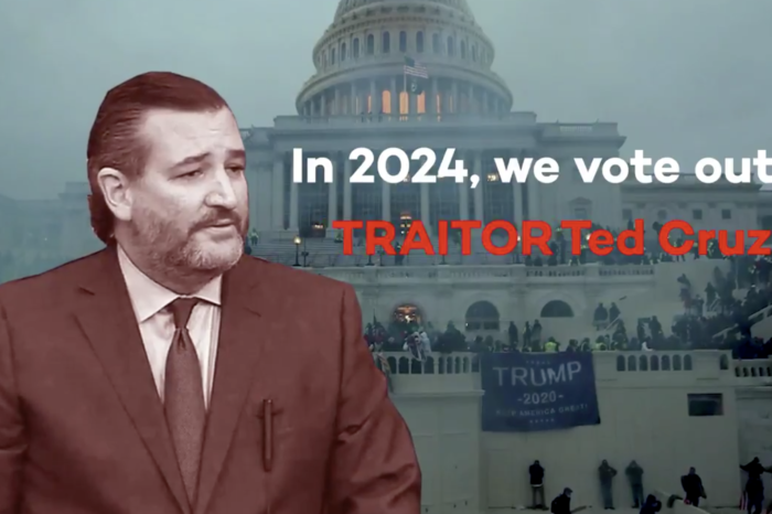 """Texas Democrats Want """"Traitor"""" Ted Cruz out in 2024"""
