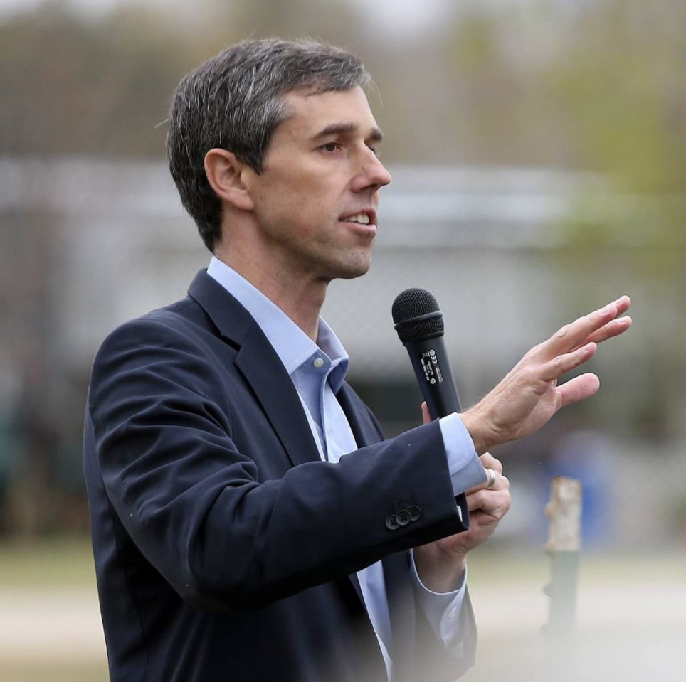 Beto O'Rourke announces 3-day march for voting rights