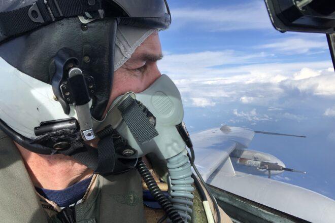 Combat Fighter Pilot Jake Ellzey Addresses Biden's 'Border Crisis'