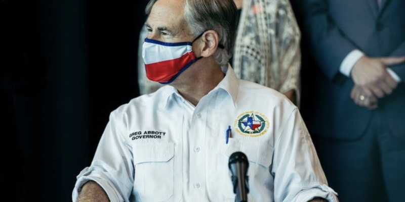 Abbott Finally Opens Texas, But At Great Cost