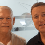 Pete Sessions and Pat Fallon