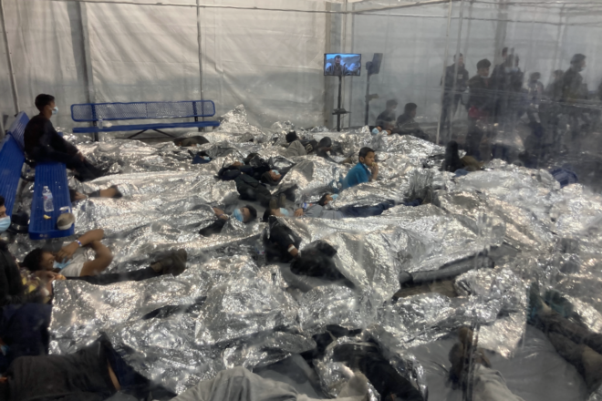 Biden Administration Predicts Record Surge Of Unaccompanied Minors Crossing Border To Continue Over The Next Six Months