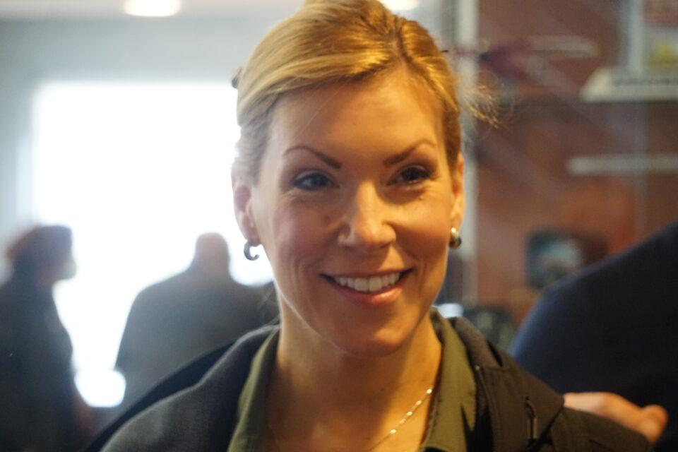 Beth Van Dyne