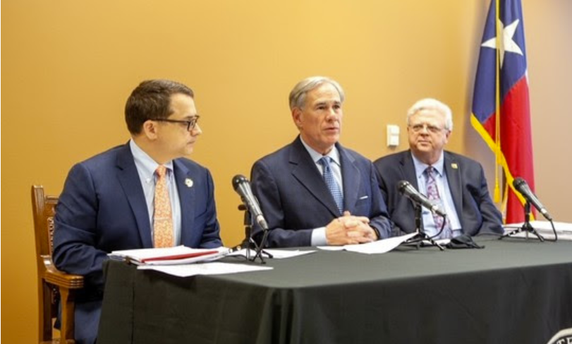 Gov. Abbott Bans State Government Entities from Requiring Masks
