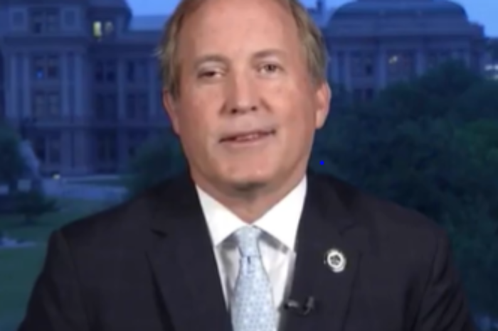 AG Ken Paxton Sues Biden Over Immigration Policies