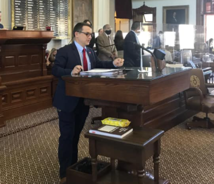 Texas House Passes Voting Bill