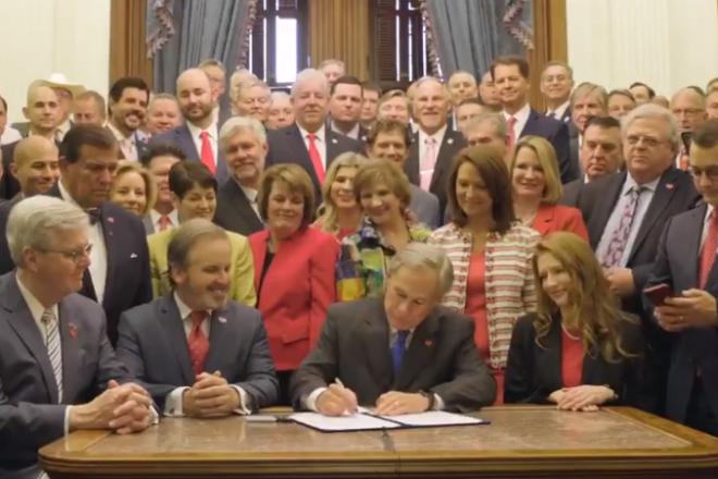 Texas Valedictorian Speech Blasting Abortion Bill Goes Viral
