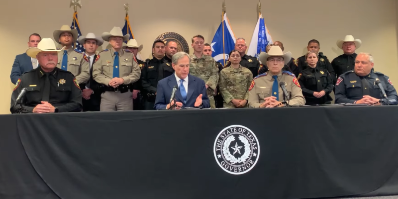 Gov. Greg Abbott Responds to Recent Surge in Border Fentanyl Seizures