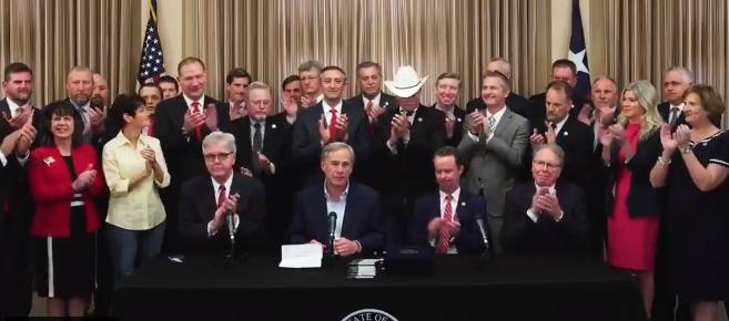 Texas Senate advances Republican priority bills