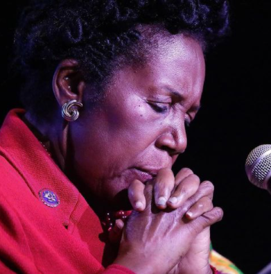 Sheila Jackson Lee Urges Tulsa to Fight for Reparations