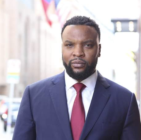 Lee Merritt launches campaign for Texas attorney general