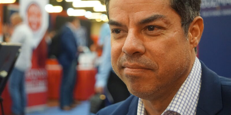 Business Consultant Roland Lopez Challenges Democrat Rep. Lizzie Fletcher