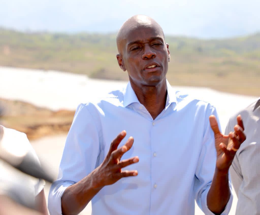 Haitian President Jovenel Moise Shot Dead