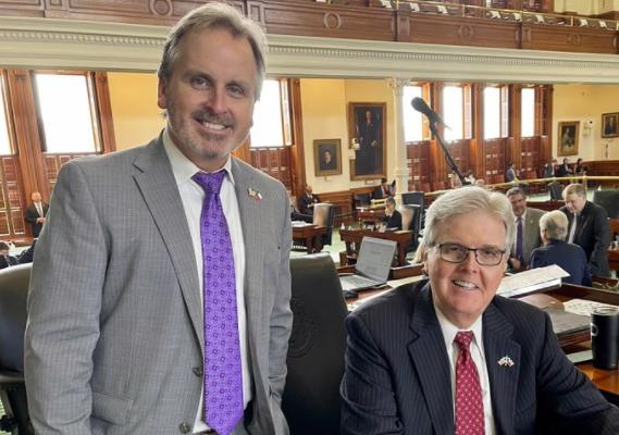 Texas G.O.P. Passes Election Bill